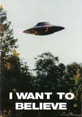 The XFiles Guide to Relationships GeekqualitycomX Files I Want To Believe Poster