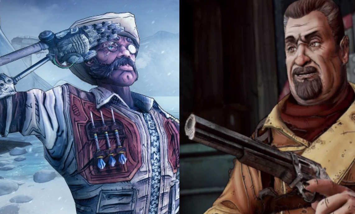 Responses to borderlands 2 and the white world of pandora