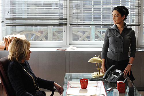 Diane Lockhart Wallpaper Diane Lockhart And Kalinda