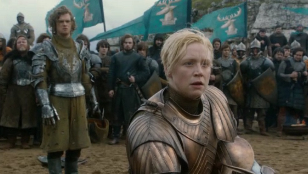 Be safe, bb. Image courtesy of Game of Thrones wikia