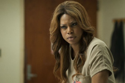 The lovely and talented Laverne Cox. [via The Washington Post]