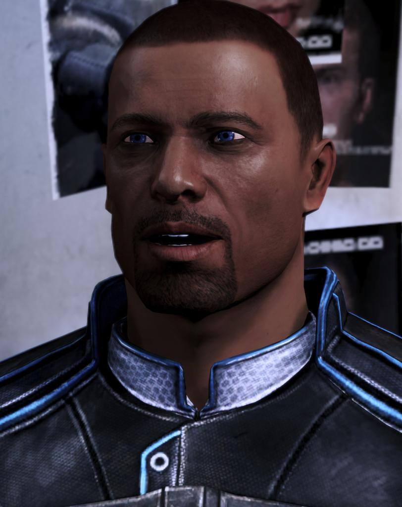 Steve Cortez, Mass Effect 3. (Image via Mass Effect Wiki)