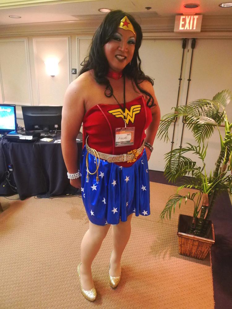 Sukie the Wonder Woman