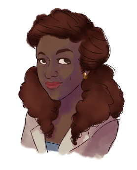 Choice: Texas character design by Grace Jennings