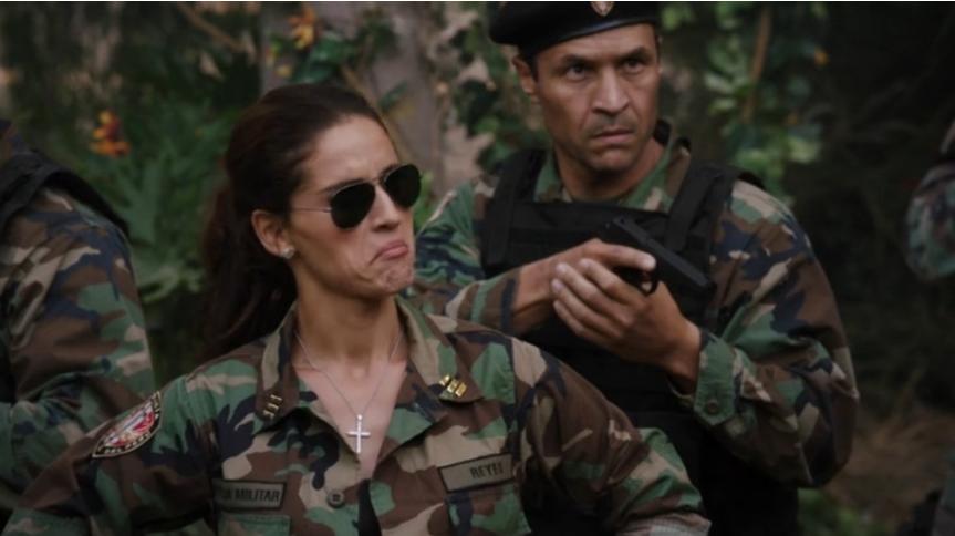 Me, too, Comandante. Me, too. [via: Paper Droids]