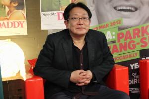 Park Kwang-su in 2012. [via Mini Mini Movie Review]