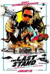 Retro poster for The Last Stand. [via Collider]