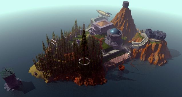 A Myst TV series? Could be! (image via io9)